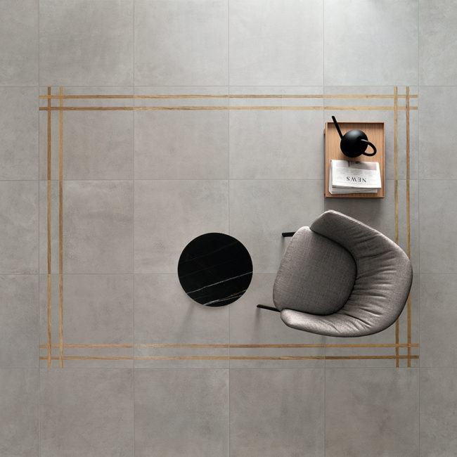 Ceramica Fioranese - Sfrido Cemento Grigio Lines