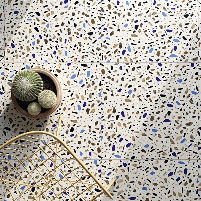 Ceramica Fioranese - Ghiaia_Bianco